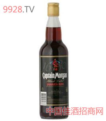 摩根船长(黑)酒