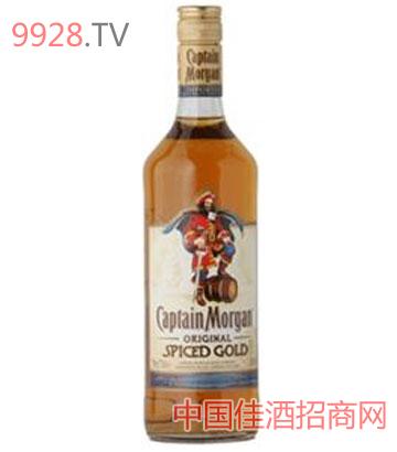 摩根船长(金)酒