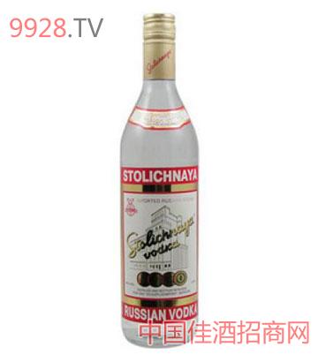 苏联红伏特加酒