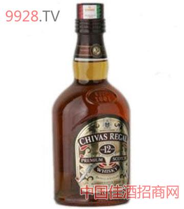 芝华士12年酒4.5L