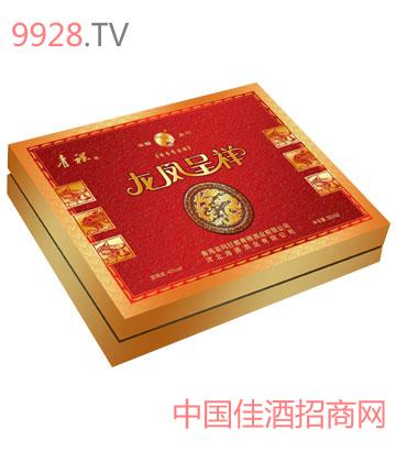 ���P呈祥�Y盒青稞酒