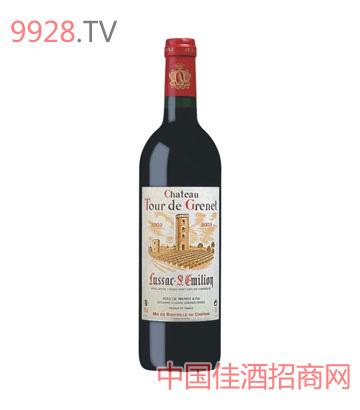 图格纳庄园AOC干红葡萄酒