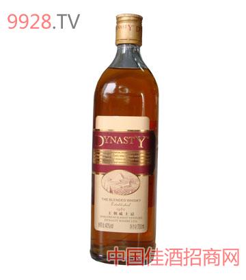 王朝1980威士忌酒