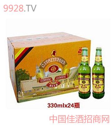 崂山泉啤酒330ml