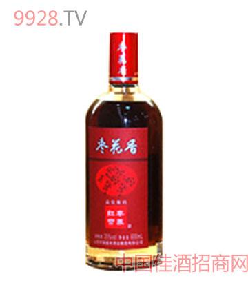 光瓶枣花香红枣酒