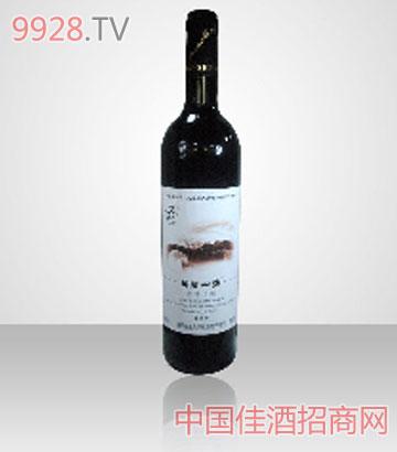 杨梅酒-豪华版光瓶装历居山庄杨梅干红