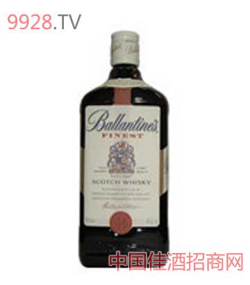 百龄坛特醇威士忌酒
