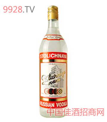 苏红伏特加酒