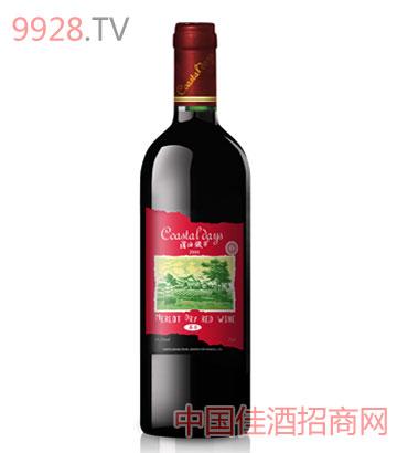 美乐干红2000葡萄酒