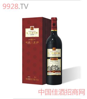 蛇龙珠干红2005葡萄酒