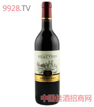 博瓦爵士VDT干红葡萄酒