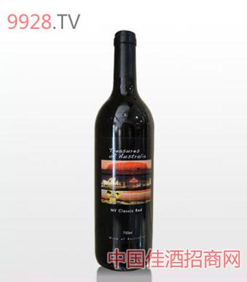 澳洲珍宝经典干红葡萄酒