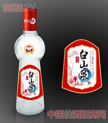 白山泉简装(掐腰)酒