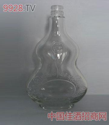 高白玻璃瓶-10