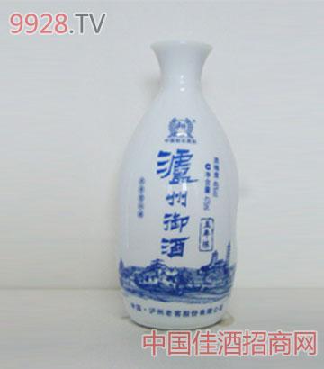 烤花玻璃瓶10