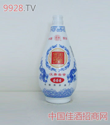 烤花玻璃瓶4