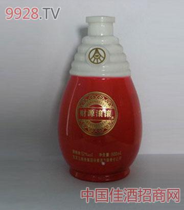 彩釉玻璃瓶5