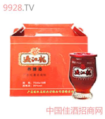 过江龙传统杯装酒