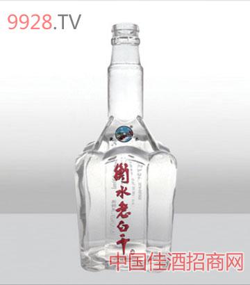 高白料白酒瓶14