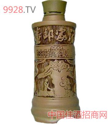 陶瓷酒瓶-104