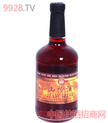 花果山山楂酒(可雅瓶)