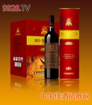 窖藏7年珍酿圆纸筒干红葡萄酒
