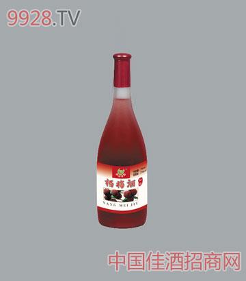 750ml仙居生态杨梅酒精酿