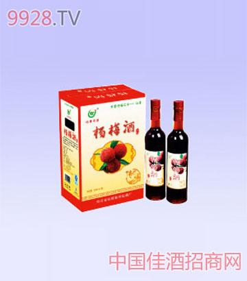 仙居生态杨梅酒陈酿