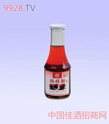生态杨梅酒精酿