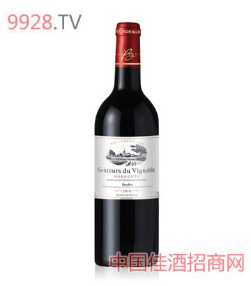 法国波多士伯爵干红葡萄酒