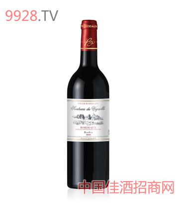 法国波多士帕莎干红葡萄酒