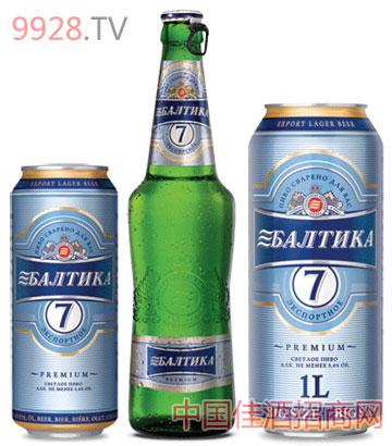 柒号-波罗的海出口啤酒