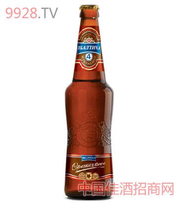 肆号-波罗的海原始啤酒