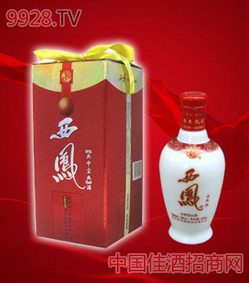 西凤宝典酒