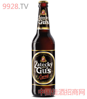 扎泰茨鹅黑啤酒