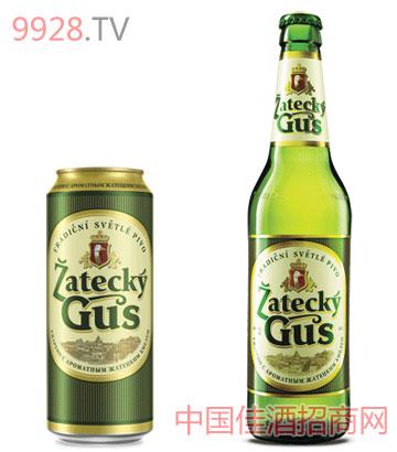 扎泰茨鹅清淡啤酒