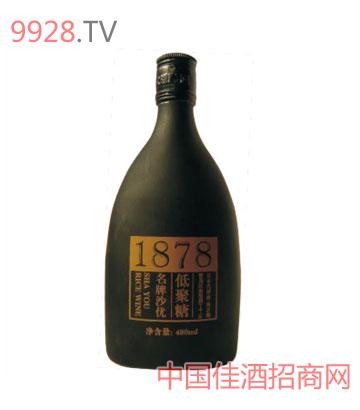 沙洲优黄1878黑标酒