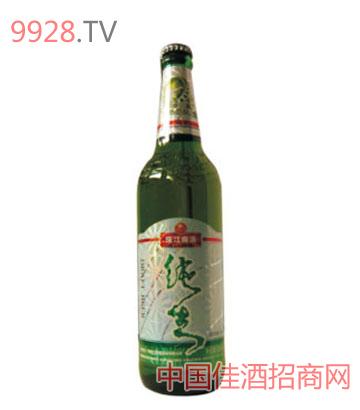 10o珠江纯生啤酒