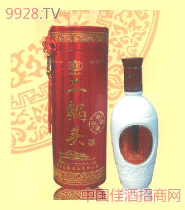 红福字二锅头酒
