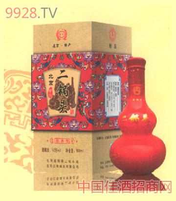 红花精品二锅头酒