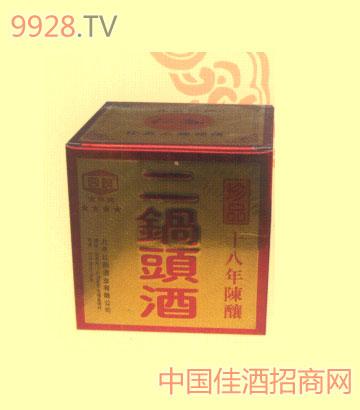 十八年珍品450ml二锅头酒