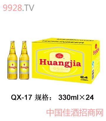 QX-17-金纯夜场啤酒