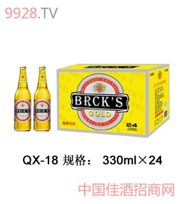 QX-18-贝尔克夜场啤酒