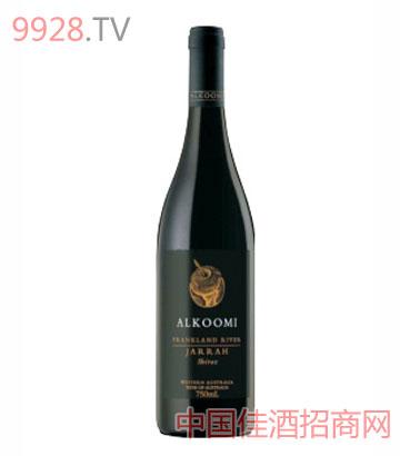 愛琴美西拉干紅葡萄酒2003