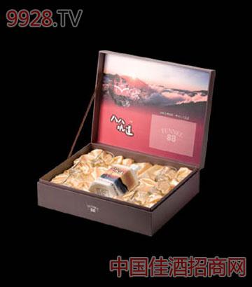 八八坑道酒台湾名景纪念酒礼盒