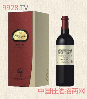 路易劳拉精选干红葡萄酒