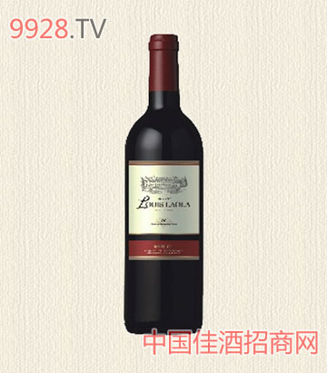 路易劳拉美露干红葡萄酒