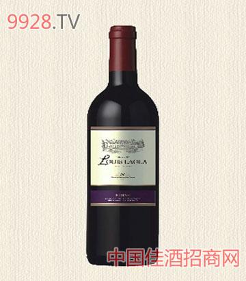 路易劳拉西拉干红葡萄酒