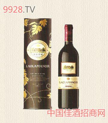 劳拉庄园歌海娜干红葡萄酒