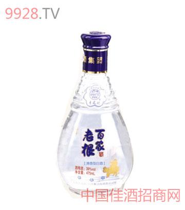 百家老根【金牛瓶装】酒